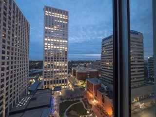 Photo 21: 1409 10024 JASPER AV NW in Edmonton: Downtown Condo for sale : MLS®# E4168708