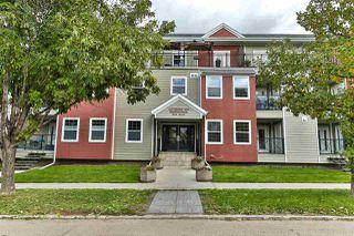 Photo 1: 102 9739 92 Street in Edmonton: Zone 18 Condo for sale : MLS®# E4175012