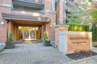 "Photo 20: 117 700 KLAHANIE Drive in Port Moody: Port Moody Centre Condo for sale in ""Baordwalk"" : MLS®# R2441263"