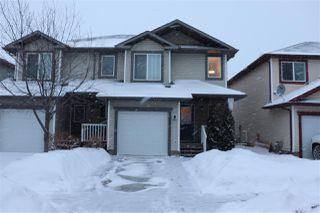 Main Photo: 414 119 Street in Edmonton: Zone 55 House Half Duplex for sale : MLS®# E4190535