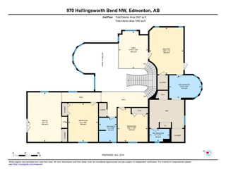 Photo 39: 970 HOLLINGSWORTH Bend in Edmonton: Zone 14 House for sale : MLS®# E4198654