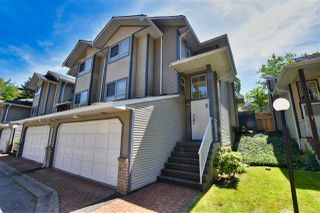 "Photo 1: 116 10538 153 Street in Surrey: Guildford Townhouse for sale in ""Regent's Gate"" (North Surrey)  : MLS®# R2476436"