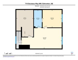 Photo 42: 719 DECOTEAU Way in Edmonton: Zone 27 House for sale : MLS®# E4209595