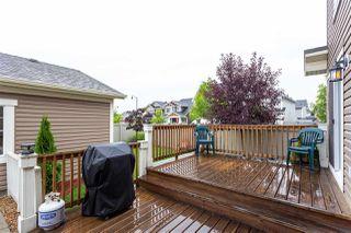 Photo 32: 719 DECOTEAU Way in Edmonton: Zone 27 House for sale : MLS®# E4209595