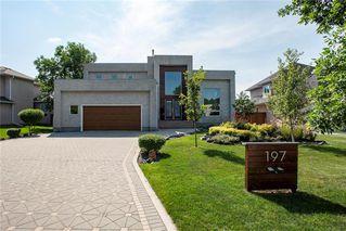 Photo 35: 197 Park Place East in Winnipeg: Tuxedo Residential for sale (1E)  : MLS®# 202021071