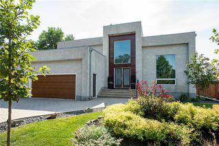 Photo 1: 197 Park Place East in Winnipeg: Tuxedo Residential for sale (1E)  : MLS®# 202021071