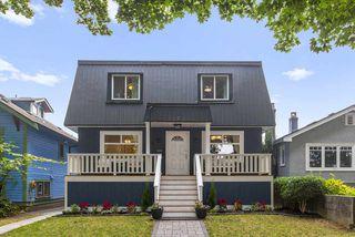 "Main Photo: 2639 WILLIAM Street in Vancouver: Renfrew VE House for sale in ""PRIME RENFREW"" (Vancouver East)  : MLS®# R2498596"