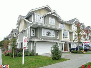 Photo 1: 23 5355 201A Street in Langley: Langley City Townhouse for sale : MLS®# F1104483
