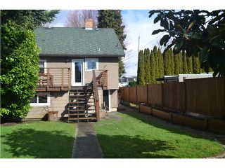 Photo 2: 2880 GRANT Street in Vancouver: Renfrew VE House for sale (Vancouver East)  : MLS®# V1055300