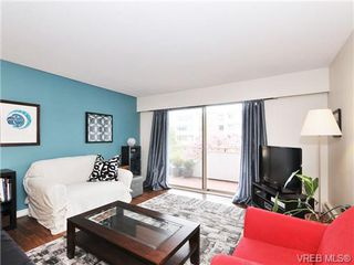 Photo 2: 205 1040 Rockland Avenue in VICTORIA: Vi Downtown Condo Apartment for sale (Victoria)  : MLS®# 335991