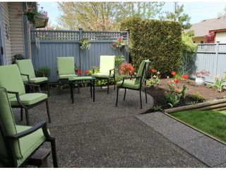 "Photo 10: 4 4725 221 Street in Langley: Murrayville Townhouse for sale in ""Summerhill Gate"" : MLS®# F1410791"