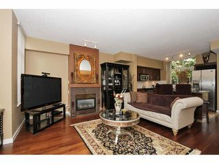 Photo 4: TH12 2089 ROSSER Avenue in Burnaby: Brentwood Park Townhouse for sale (Burnaby North)  : MLS®# V1066861