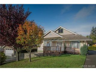Photo 2: 2318 Francis View Drive in VICTORIA: VR View Royal Single Family Detached for sale (View Royal)  : MLS®# 344304