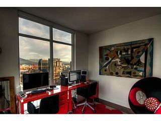 "Photo 9: 2802 565 SMITHE Street in Vancouver: Downtown VW Condo for sale in ""VITA PRIVATE COLLECTION"" (Vancouver West)  : MLS®# V1098809"