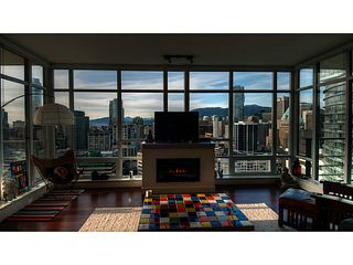 "Photo 2: 2802 565 SMITHE Street in Vancouver: Downtown VW Condo for sale in ""VITA PRIVATE COLLECTION"" (Vancouver West)  : MLS®# V1098809"