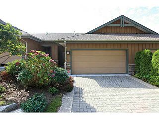 """Photo 16: 8681 SEASCAPE Drive in West Vancouver: Howe Sound Townhouse for sale in """"CAULFIELD PLAN"""" : MLS®# V1103023"""