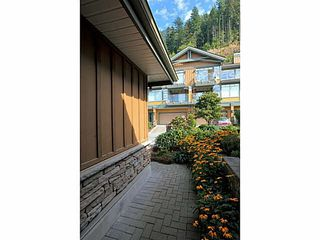 """Photo 15: 8681 SEASCAPE Drive in West Vancouver: Howe Sound Townhouse for sale in """"CAULFIELD PLAN"""" : MLS®# V1103023"""