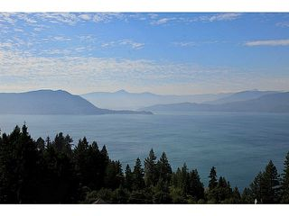 """Photo 1: 8681 SEASCAPE Drive in West Vancouver: Howe Sound Townhouse for sale in """"CAULFIELD PLAN"""" : MLS®# V1103023"""