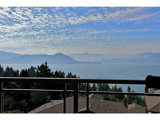 """Photo 13: 8681 SEASCAPE Drive in West Vancouver: Howe Sound Townhouse for sale in """"CAULFIELD PLAN"""" : MLS®# V1103023"""