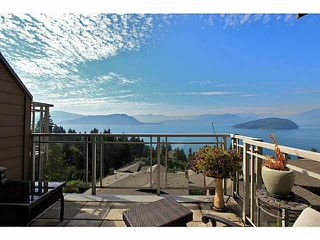 """Photo 6: 8681 SEASCAPE Drive in West Vancouver: Howe Sound Townhouse for sale in """"CAULFIELD PLAN"""" : MLS®# V1103023"""