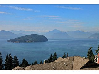 """Photo 7: 8681 SEASCAPE Drive in West Vancouver: Howe Sound Townhouse for sale in """"CAULFIELD PLAN"""" : MLS®# V1103023"""