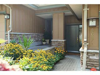 """Photo 14: 8681 SEASCAPE Drive in West Vancouver: Howe Sound Townhouse for sale in """"CAULFIELD PLAN"""" : MLS®# V1103023"""