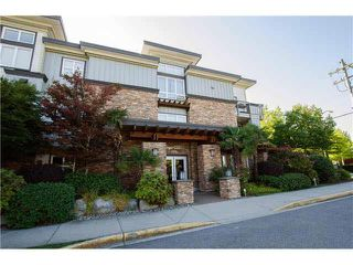 "Main Photo: 201 1175 55TH Street in Tsawwassen: Tsawwassen Central Condo for sale in ""ONYX"" : MLS®# V1118064"