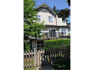 "Photo 1: 3 12677 63RD Avenue in Surrey: Panorama Ridge Townhouse for sale in ""Sunridge Estates"" : MLS®# F1441361"