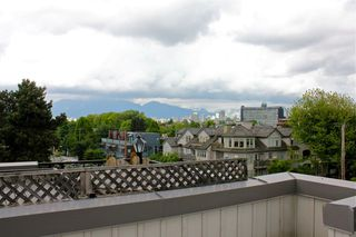 Photo 15: 1749 MAPLE Street in Vancouver: Kitsilano Townhouse for sale (Vancouver West)  : MLS®# V1126150