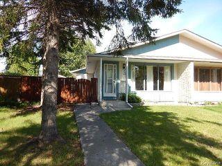Photo 1: 75 Ravenhill Road in WINNIPEG: East Kildonan Residential for sale (North East Winnipeg)  : MLS®# 1519264