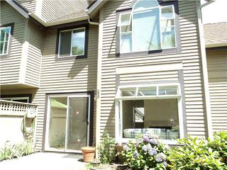 "Photo 14: 41 2736 ATLIN Place in Coquitlam: Coquitlam East Townhouse for sale in ""CEDAR GREEN"" : MLS®# V1137314"