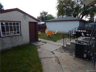 Photo 15: 528 Melbourne Avenue in WINNIPEG: East Kildonan Residential for sale (North East Winnipeg)  : MLS®# 1523099