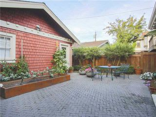Photo 19: 3127 W 3RD Avenue in Vancouver: Kitsilano House 1/2 Duplex for sale (Vancouver West)  : MLS®# V1142275