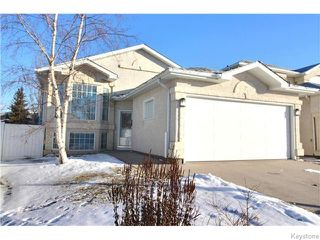 Main Photo: 2 Sandown Point in WINNIPEG: Fort Garry / Whyte Ridge / St Norbert Residential for sale (South Winnipeg)  : MLS®# 1530770