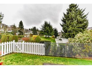 "Photo 20: 14 2006 WINFIELD Drive in Abbotsford: Abbotsford East Townhouse for sale in ""Ascot Hills II"" : MLS®# R2045901"