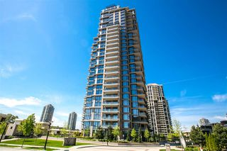 "Photo 1: 2301 2077 ROSSER Avenue in Burnaby: Brentwood Park Condo for sale in ""VANTAGE"" (Burnaby North)  : MLS®# R2058471"