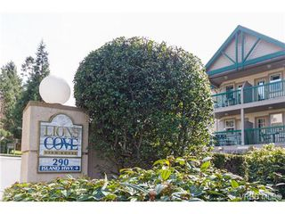 Main Photo: 119 290 Island Hwy in VICTORIA: VR View Royal Condo Apartment for sale (View Royal)  : MLS®# 729583