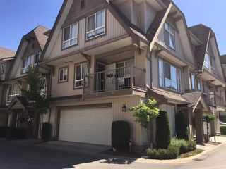 "Photo 1: 10 12738 66 Avenue in Surrey: West Newton Townhouse for sale in ""STARWOOD"" : MLS®# R2100731"