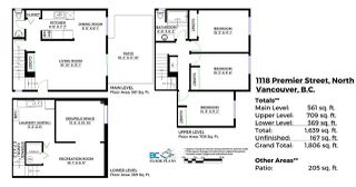"""Photo 20: 1118 PREMIER Street in North Vancouver: Lynnmour Townhouse for sale in """"Lynnmour Village"""" : MLS®# R2121068"""