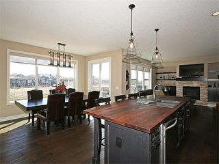 Photo 8: 169 KINGSBRIDGE Way SE: Airdrie House for sale : MLS®# C4111367