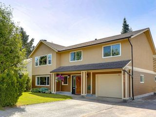 Photo 1: 586 THOMPSON Avenue in Coquitlam: Coquitlam West House for sale : MLS®# R2175059