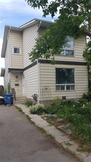 Photo 1: 875 WHITEHILL WY NE in Calgary: Whitehorn House for sale : MLS®# C4123300