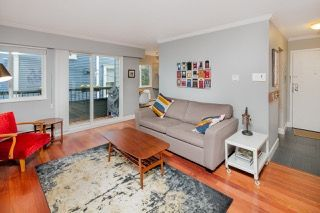 Photo 1: 206 1540 E 4TH AVENUE in Vancouver: Grandview VE Condo for sale (Vancouver East)  : MLS®# R2244513