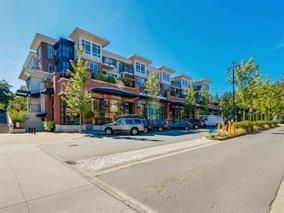 "Main Photo: 205 2940 KING GEORGE Boulevard in Surrey: King George Corridor Condo for sale in ""HIGH STREET"" (South Surrey White Rock)  : MLS®# R2251648"