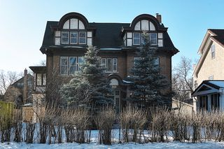 Photo 1: 344 Yale Avenue in Winnipeg: Crescentwood Single Family Detached for sale (1C)  : MLS®# 1807299