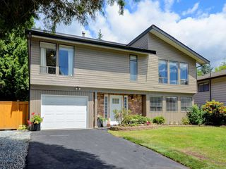 Photo 1: 1979 WADDELL Avenue in Port Coquitlam: Lower Mary Hill House for sale : MLS®# R2301376