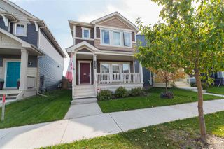 Main Photo: 5327 CRABAPPLE Loop in Edmonton: Zone 53 House for sale : MLS®# E4128521