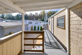 "Photo 4: 100 201 CAYER Street in Coquitlam: Maillardville Manufactured Home for sale in ""WILDWOOD PARK"" : MLS®# R2309081"