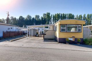 "Photo 2: 100 201 CAYER Street in Coquitlam: Maillardville Manufactured Home for sale in ""WILDWOOD PARK"" : MLS®# R2309081"