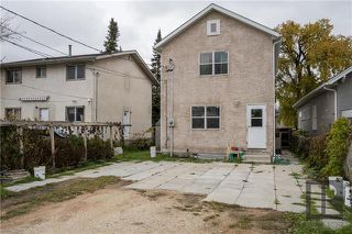 Photo 13: 434 Magnus Avenue in Winnipeg: Residential for sale (4A)  : MLS®# 1827758